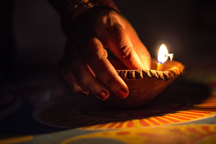 L'ayurveda, médecine traditionnelle indienne
