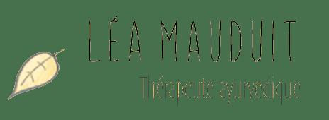 Logo Léa Mauduit